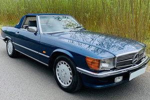 1986 Mercedes-Benz 500SL (R107) Ready To Be Used! For Sale
