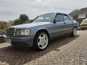 1989 Mercedes 190E High Quality 2.0 5sp Manual