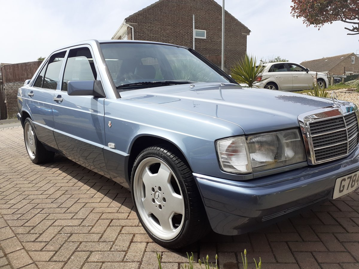1989 Mercedes 190E High Quality 2.0 5sp Manual  For Sale (picture 2 of 6)