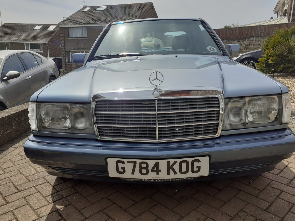 1989 Mercedes 190E High Quality 2.0 5sp Manual  For Sale (picture 3 of 6)