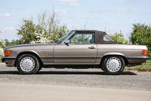 1988 Mercedes-Benz 300SL (R107) # 2188 Impala Brown 52k Miles For Sale