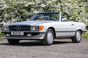Mercedes-Benz 300SL (R107) #2031 27k miles