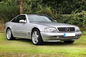 Mercedes SL280 V6 R129 Panoramic Roof