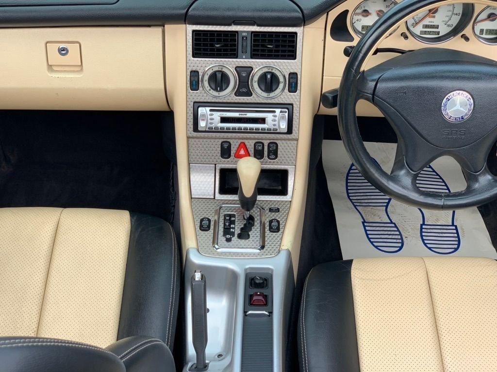 2001 Mercedes-Benz SLK 2.0 SLK200 Kompressor 2dr SOLD (picture 3 of 6)