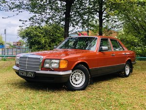 Picture of 1984 MERCEDES-BENZ W126 500SE - ONLY 46000 MILES, STUNNING SOLD