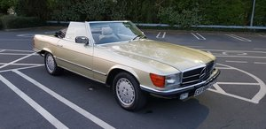 1983 SL280 5 speed zf manual Sold for full asking price
