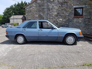 1989 Mercedes Special Order 2.6 Auto 190E