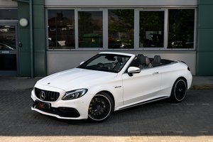 Picture of 2017 Mercedes C63 AMG Convertible SOLD