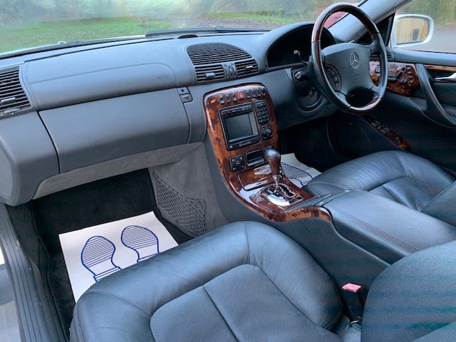 Mercedes-Benz CL (2002) CL500 5.0 Coupe 2dr For Sale (picture 5 of 6)
