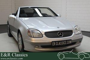 Mercedes-Benz SLK 200 2001 Only 74,649 km