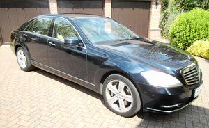 2012 Mercedes-Benz s500l 4.7 v8, Panoramic roof For Sale