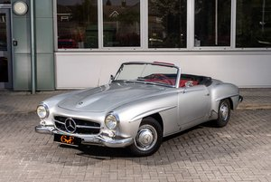 1955 Mercedes Benz 190SL For Sale