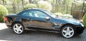 Mercedes-benz sl500 5.0 auto pano roof