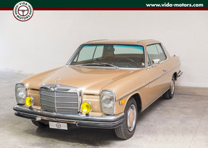 1971 MERCEDES 250 CE *ASI GOLD PLATE * TOP CONDITIONS