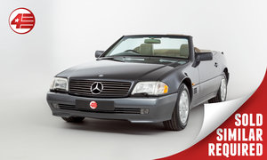 Picture of 1994 Mercedes R129 SL500 /// 58k Miles SOLD