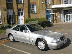 1998 Mercedes 320 SL R129