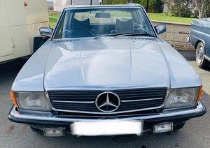 1978 Mercedes-benz 350 SL
