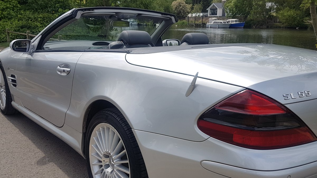 2004 Stunning SL55 AMG For Sale (picture 3 of 6)