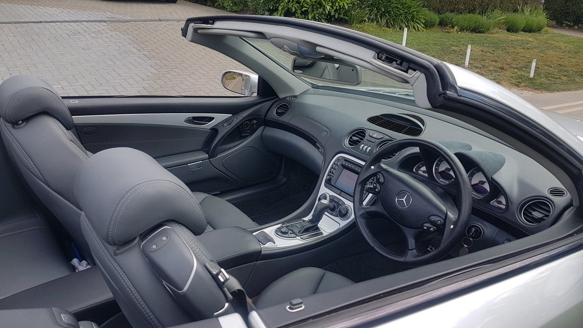 2004 Stunning SL55 AMG For Sale (picture 4 of 6)