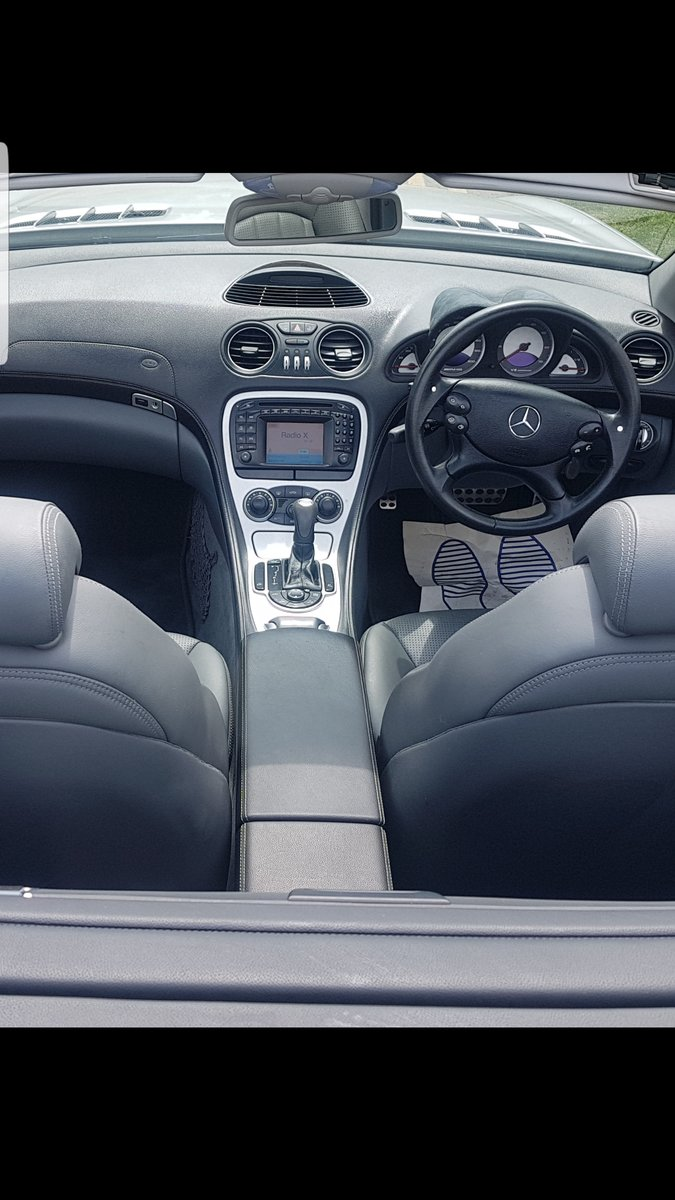 2004 Stunning SL55 AMG For Sale (picture 5 of 6)