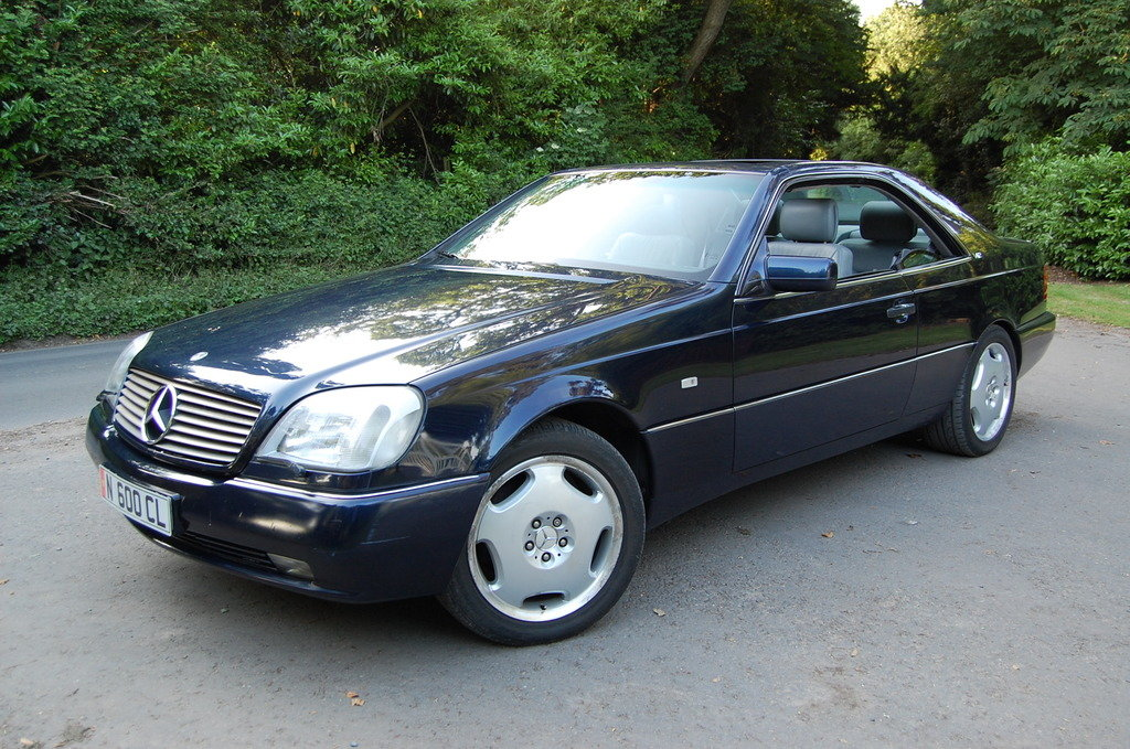 1996 Mercedes CL W140 V8 Coupe  P/Ex Considered For Sale (picture 1 of 6)