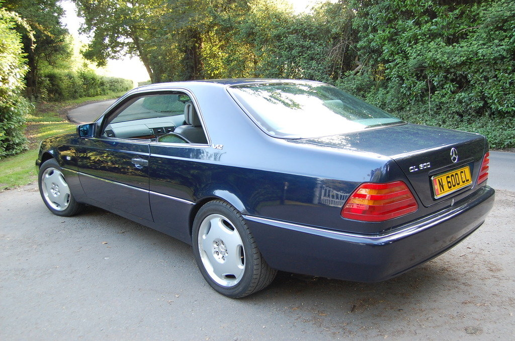 1996 Mercedes CL W140 V8 Coupe  P/Ex Considered For Sale (picture 3 of 6)