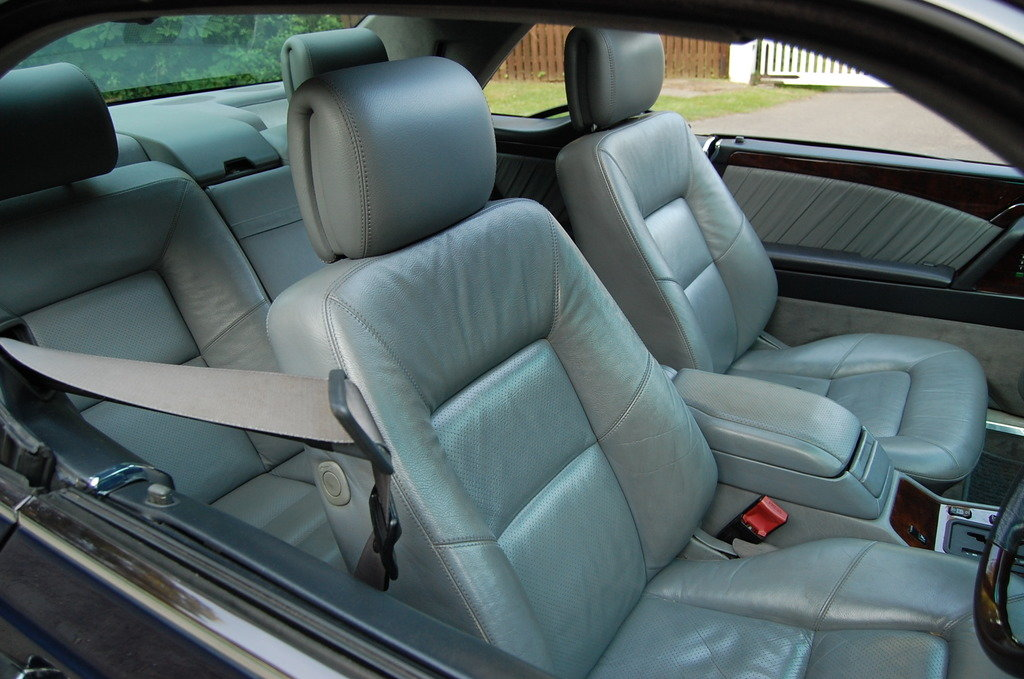 1996 Mercedes CL W140 V8 Coupe  P/Ex Considered For Sale (picture 5 of 6)