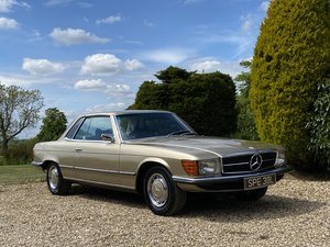 Picture of 1972 Mercedes 350 SLC. Only 76,000 Miles from New SOLD