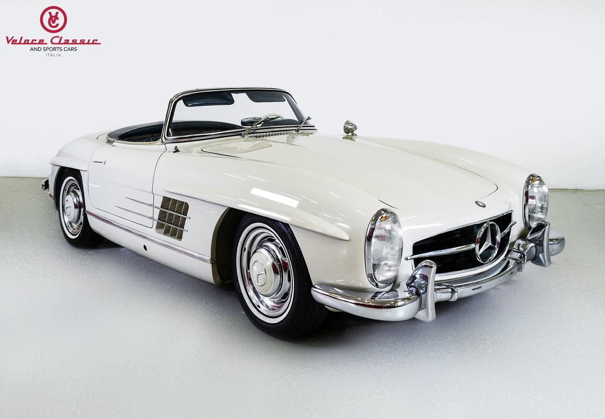 Mercedes 300SL 1960 European unrestored  For Sale (picture 1 of 6)