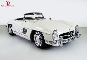 1960 Mercedes 300SL  European unrestored