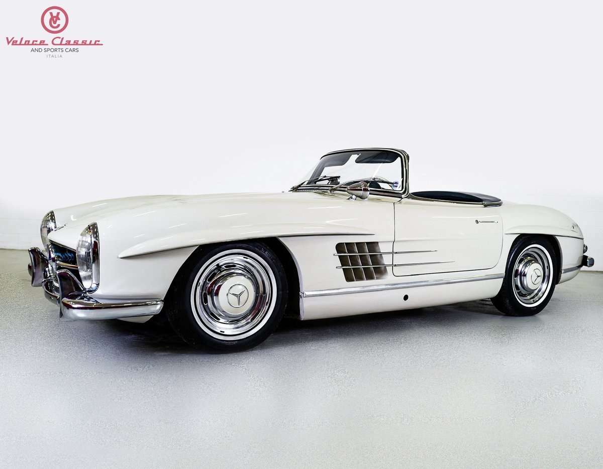 Mercedes 300SL 1960 European unrestored  For Sale (picture 2 of 6)