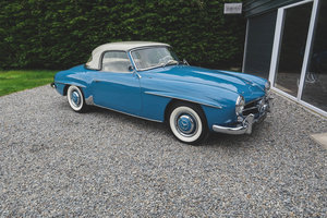 Picture of 1961 Recently restored Mercedes 190SL with Hardtop SOLD