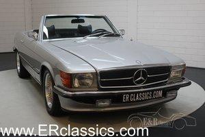 Mercedes-Benz 450SL 1973 Restored