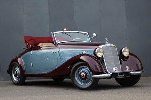 1936 Mercedes-Benz 170 V Cabriolet A LHD