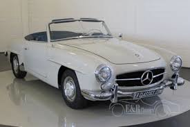 1958 WANTED rhd 190SL. All conditions considered.  For Sale (picture 1 of 2)