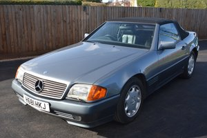 1991 Mercedes-Benz 300 SL-24 30/5/20 SOLD by Auction