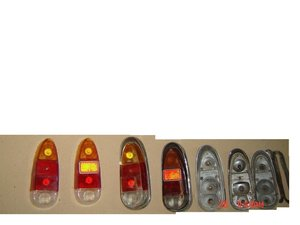 MASERATI 3500 GT Tail Lights