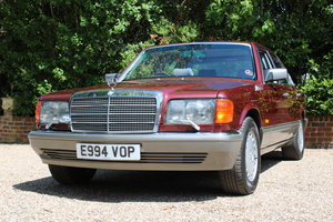 Mercedes 420 SE - SUPER CONDITION