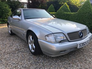 1998 Mercedes-Benz 320SL no reserve 30/5/20 SOLD by Auction