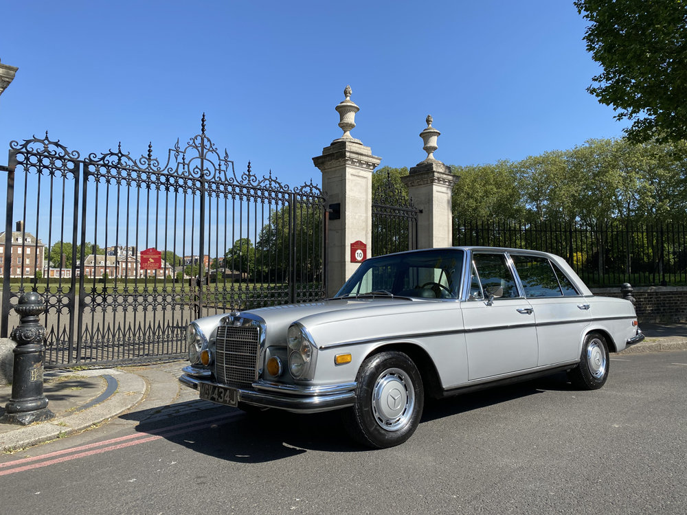 1971 Mercedes Benz 300SEL 6.3 - immaculate condition For Sale (picture 1 of 24)