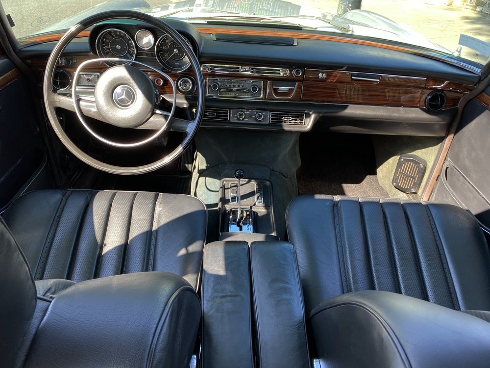 1971 Mercedes Benz 300SEL 6.3 - immaculate condition For Sale (picture 3 of 24)