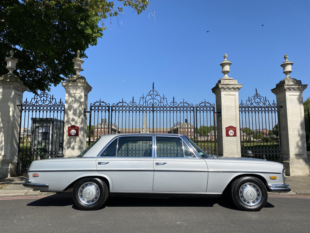 1971 Mercedes Benz 300SEL 6.3 - immaculate condition For Sale (picture 4 of 24)