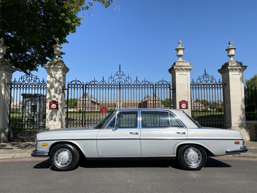 1971 Mercedes Benz 300SEL 6.3 - immaculate condition For Sale (picture 5 of 24)