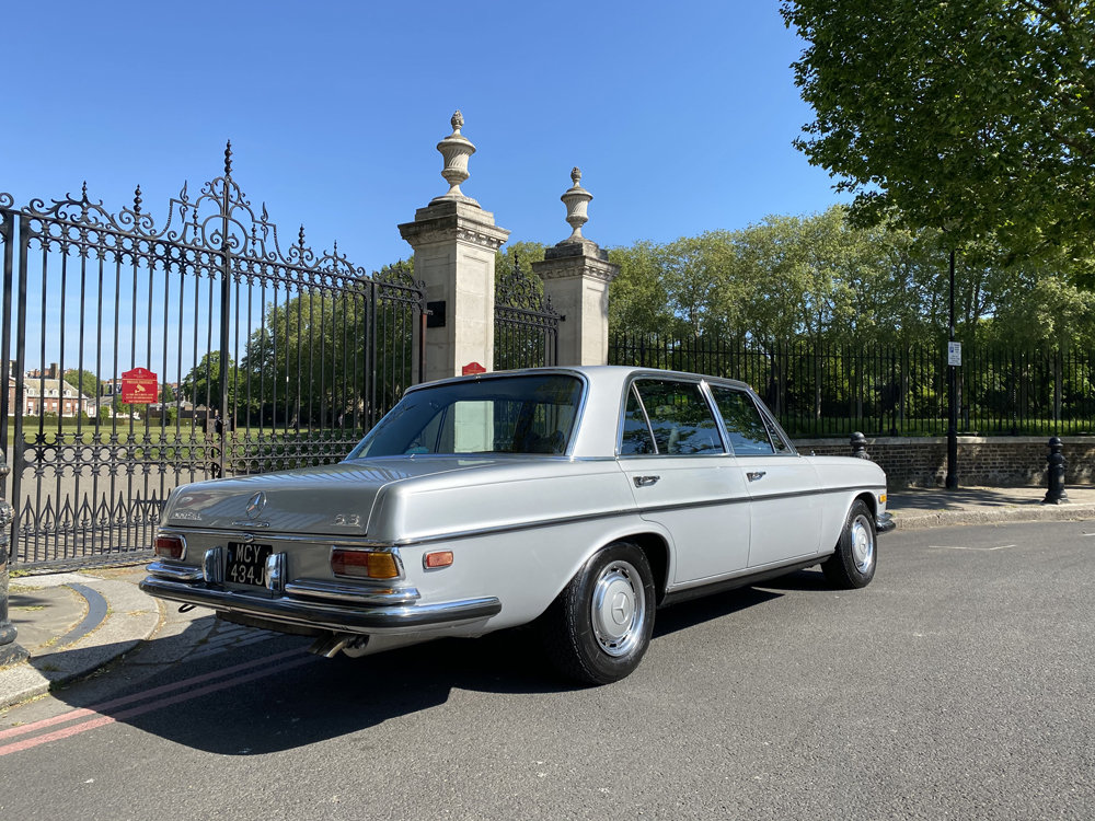 1971 Mercedes Benz 300SEL 6.3 - immaculate condition For Sale (picture 8 of 24)
