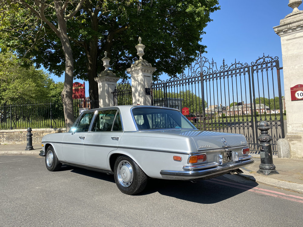 1971 Mercedes Benz 300SEL 6.3 - immaculate condition For Sale (picture 9 of 24)