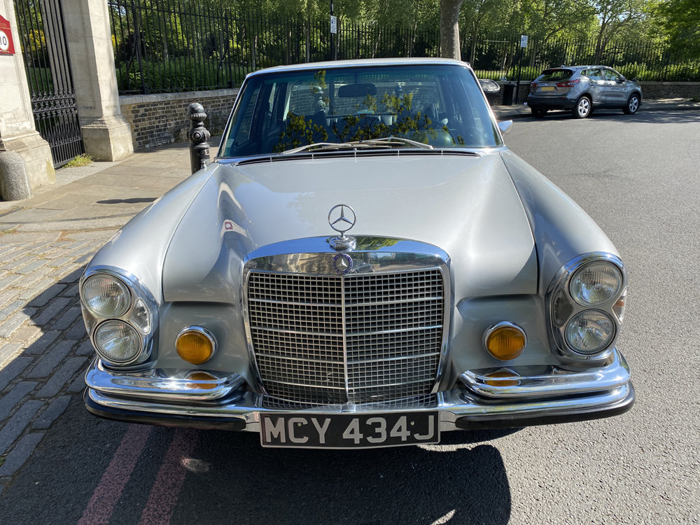 1971 Mercedes Benz 300SEL 6.3 - immaculate condition For Sale (picture 12 of 24)