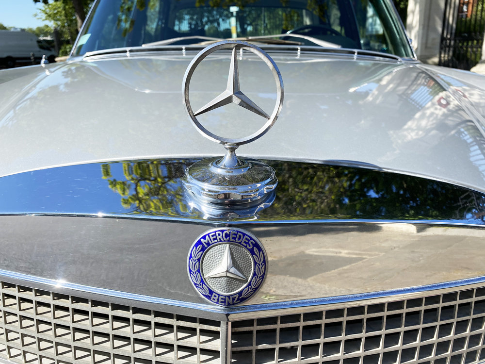 1971 Mercedes Benz 300SEL 6.3 - immaculate condition For Sale (picture 24 of 24)