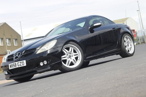 2006 Mercedes Brabus Limited Edition SLK LHD,Low Miles