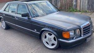 1988 Mercedes 300d conversion auto