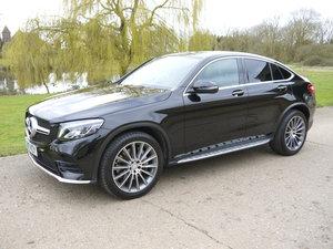 2017 Mercedes GLC 220d Sport Premium Plus AMG Auto